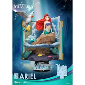 Beast Kingdom The Little Mermaid Ariel D-Stage Diorama