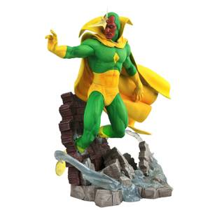 Diamond Select Marvel Gallery Comic Vision Statue