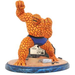 Diamond Select Marvel Premiere Collection Comic The Thing Statue