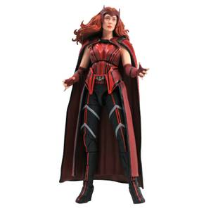 Diamond Select Marvel Select Wandavision Scarlet Witch Action Figure