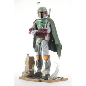 Gentle Giant Star Wars Milestones Return Of The Jedi Boba Fett Statue