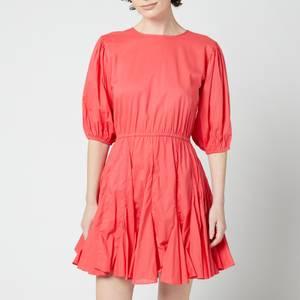 Rhode Women's Molly Dress - Strawberry Red