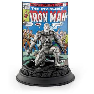 Royal Selangor Limited Edition The Invincible Iron Man #96 (800 Pieces Worldwide)