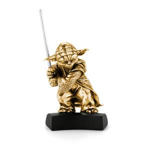 Royal Selangor Limited Edition Gold Yoda  Figure