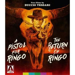 A Pistol For Ringo & The Return Of Ringo: Two Films By Duccio Tessari