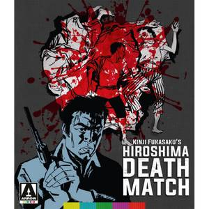 Battles Without Honor And Humanity: Hiroshima Death Match (Includes DVD)