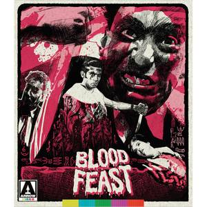Blood Feast (Includes DVD)