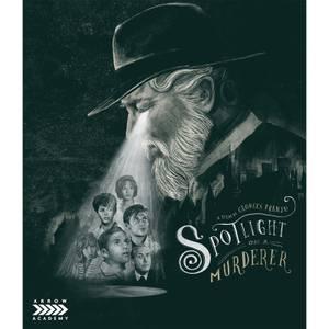 Spotlight On A Murderer (Includes DVD)