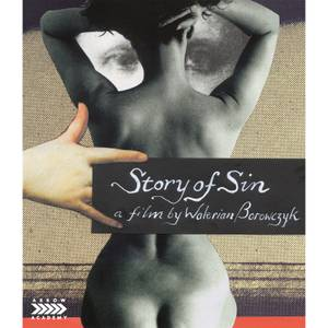 Story Of Sin (Includes DVD)