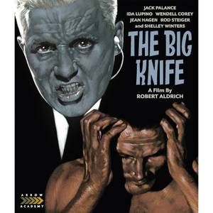 The Big Knife (Includes DVD)