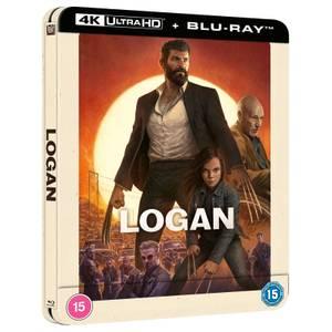 Marvel Studio's Logan - Zavvi Exclusive 4K Ultra HD Lenticular Steelbook (Includes Blu-ray)