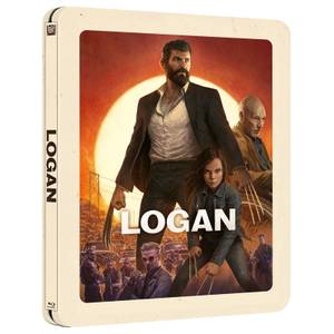 Logan - Steelbook Lenticulaire 4K Ultra HD (Blu-Ray inclus) - Exclusivité Zavvi