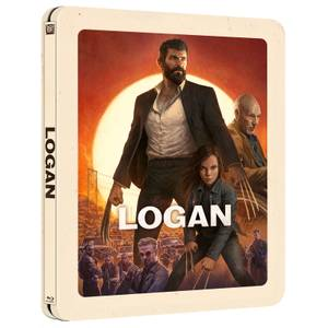 Marvel Studio's Logan - Zavvi Exclusive 4K Ultra HD Lenticular Steelbook (Includes Blu-ray)