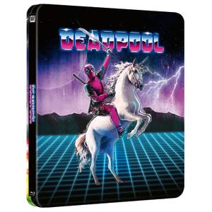 Deadpool Steelbook Lenticulaire 4K Ultra HD (Blu-ray inclus) Marvel Studio - Exclusivité Zavvi