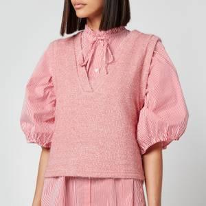 Résumé Women's Eugene Knitted Top - Pink