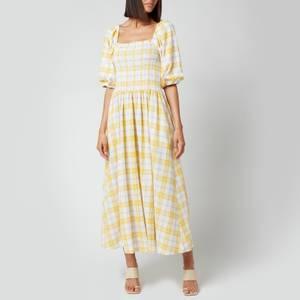 Résumé Women's Ebony Dress - Yellow
