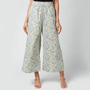 Résumé Women's Ehsan Trousers - Pastel Green