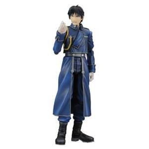 Play Arts Kai Full Metal Alchemist Roy Mustang Figure