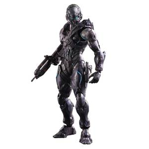 Play Arts Kai Halo 5 Guardians Spartan Locke Figure