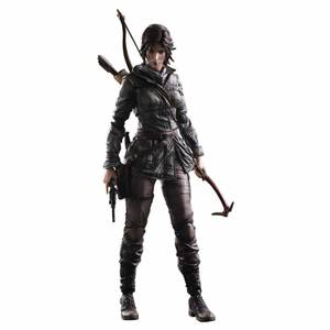 Play Arts Kai Rise of the Tomb Raider Lara Croft Figure