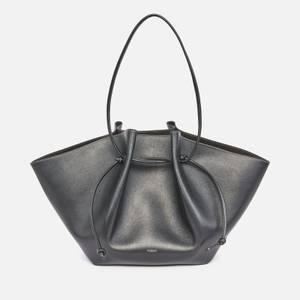 Yuzefi Women's Large Mochi Tote Bag - Black