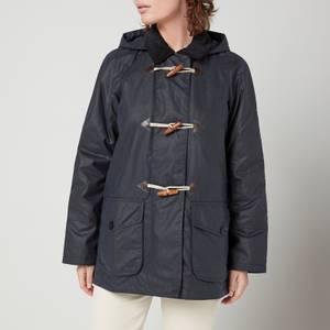 Barbour Women's Merlin Wax Jacket - Royal Navy