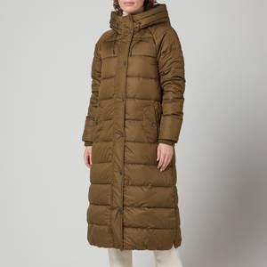 Barbour Women's Crimdon Quilted Jacket - Nori Green