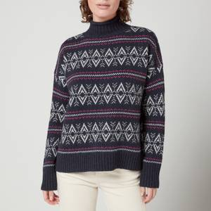 Barbour Women's Lynemouth Knitted Jumper - Multi