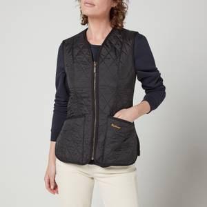 Barbour Women's Fleece Betty Liner - Black