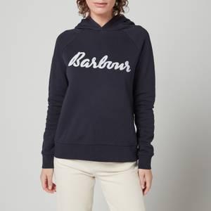 Barbour Women's Otterburn Hoodie - Navy