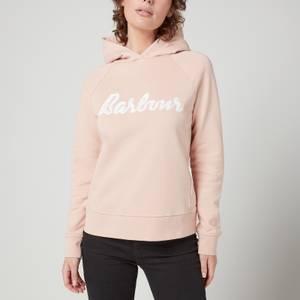 Barbour Women's Otterburn Hoodie - Honeydew