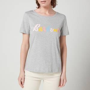 Barbour Women's Blyth T-Shirt - Lt Grey Marl