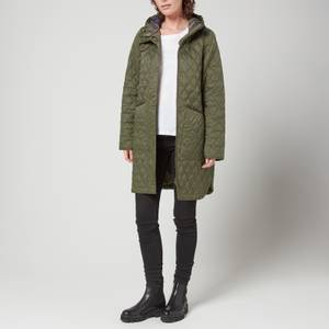 Barbour Women's Dornoch Quilted Jacket - Olive/Classic