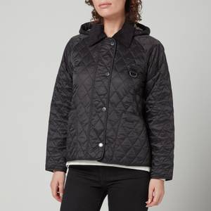 Barbour Women's Tobymory Quilted Jacket - Black/Ancient
