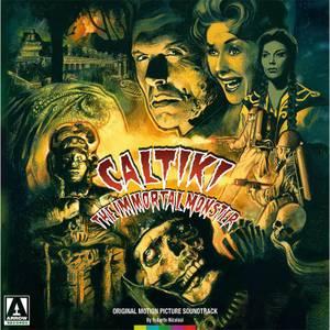 Caltiki - Black Vinyl