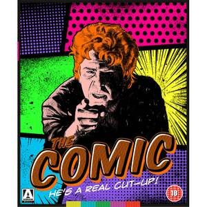 The Comic Limited Edition Blu-ray