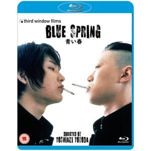 Blue Spring Blu-ray