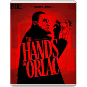 The Hands of Orlac [Orlac's Hände] (Masters of Cinema)
