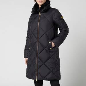 Barbour International Women's Assen Quilted Jacket - Black