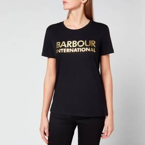 Barbour International Women's Galvez T-Shirt - Black