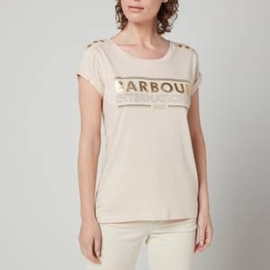 Barbour International Women's Montegi T-Shirt - Champagne