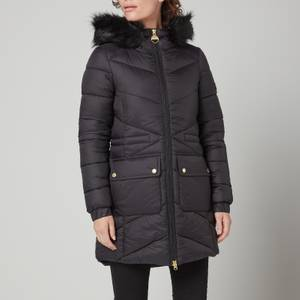 Barbour International Women's Tampere Quilted Jacket - Black