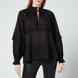 Skall Studio Women's Aster Shirt - Black