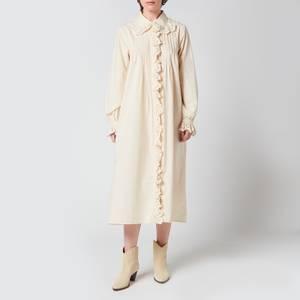 Skall Studio Women's Niki Shirtdress - Cream