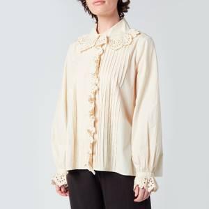 Skall Studio Women's Niki Shirt - Cream