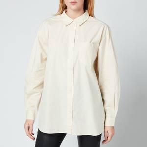 Skall Studio Women's Edgar Shirt - Beige