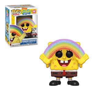 Spongebob Squarepants Rainbow EXC Funko Pop! Vinyl