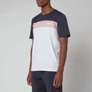 BOSS Bodywear Men's Balance T-Shirt - Dark Blue