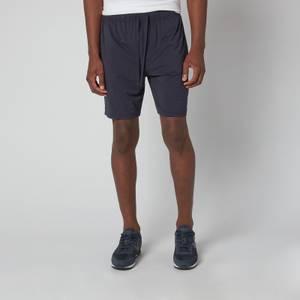 BOSS Bodywear Men's Balance Shorts - Dark Blue