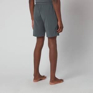 BOSS Bodywear Men's Identity Shorts - Dark Green